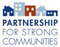 Partnership for Strong Communities Logo