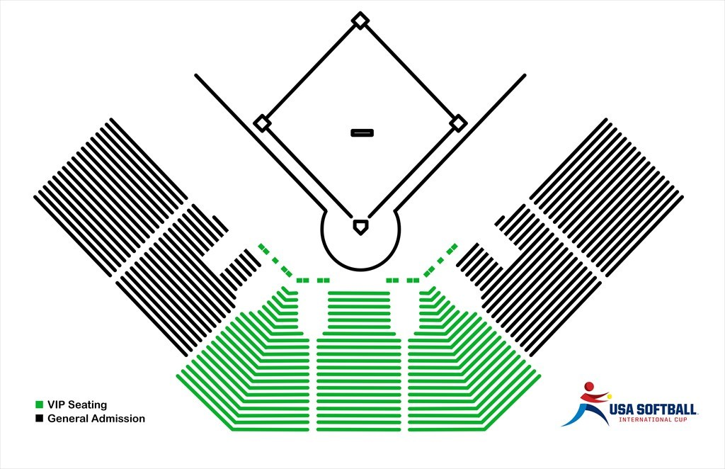 Stadium Diagram